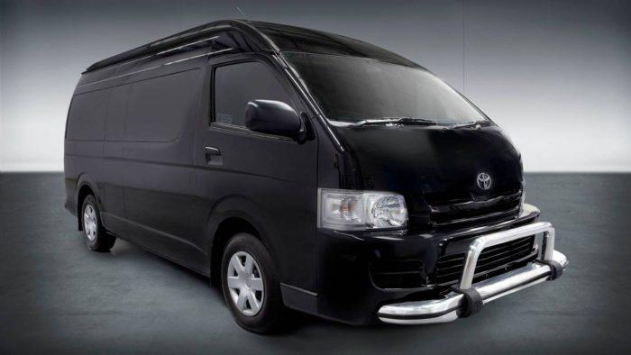 11 Seater Mini Bus