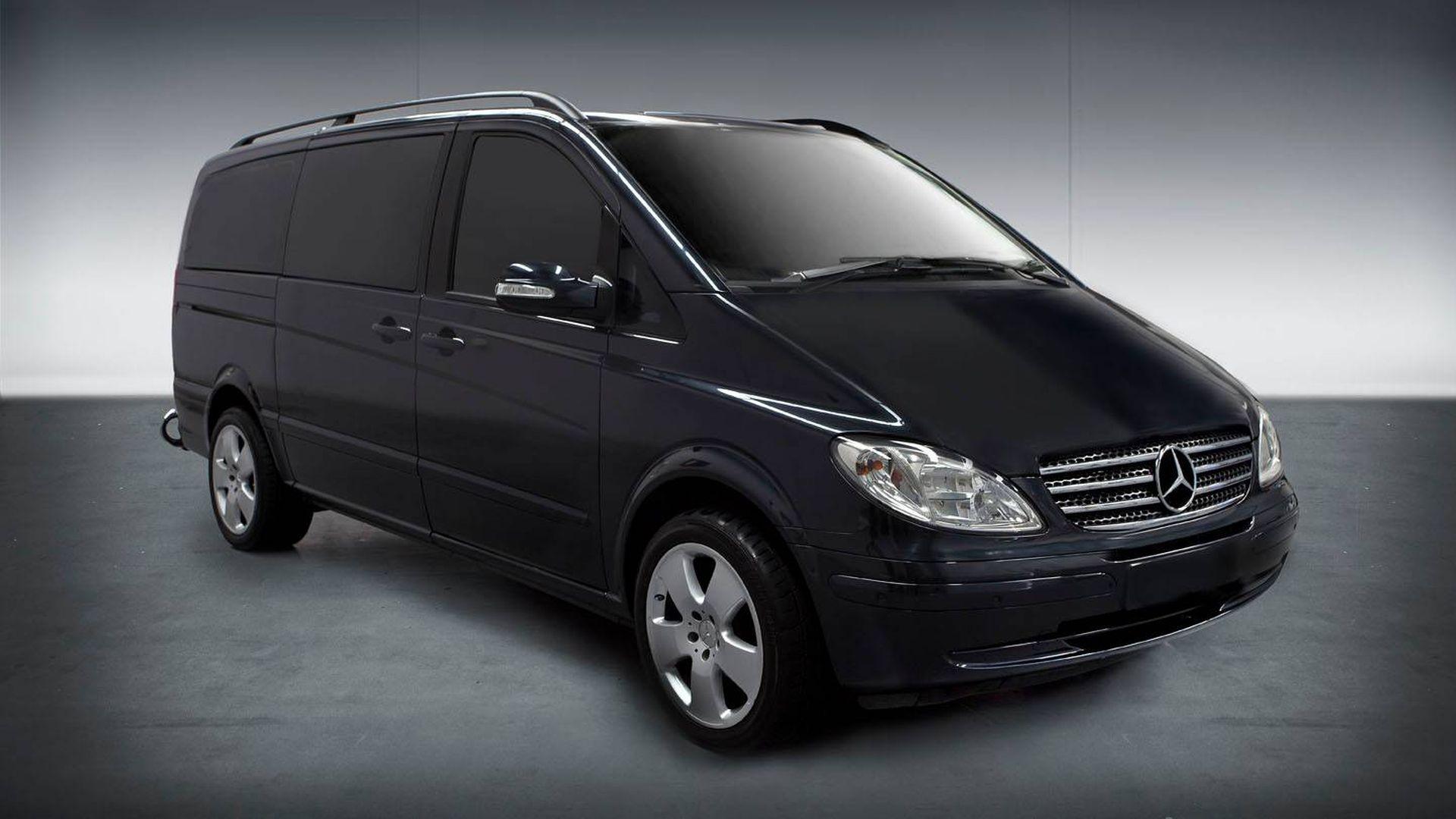 7 Seater Mercedes Viano