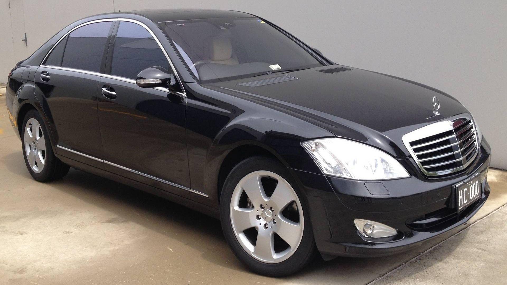 S Class Mercedes Benz