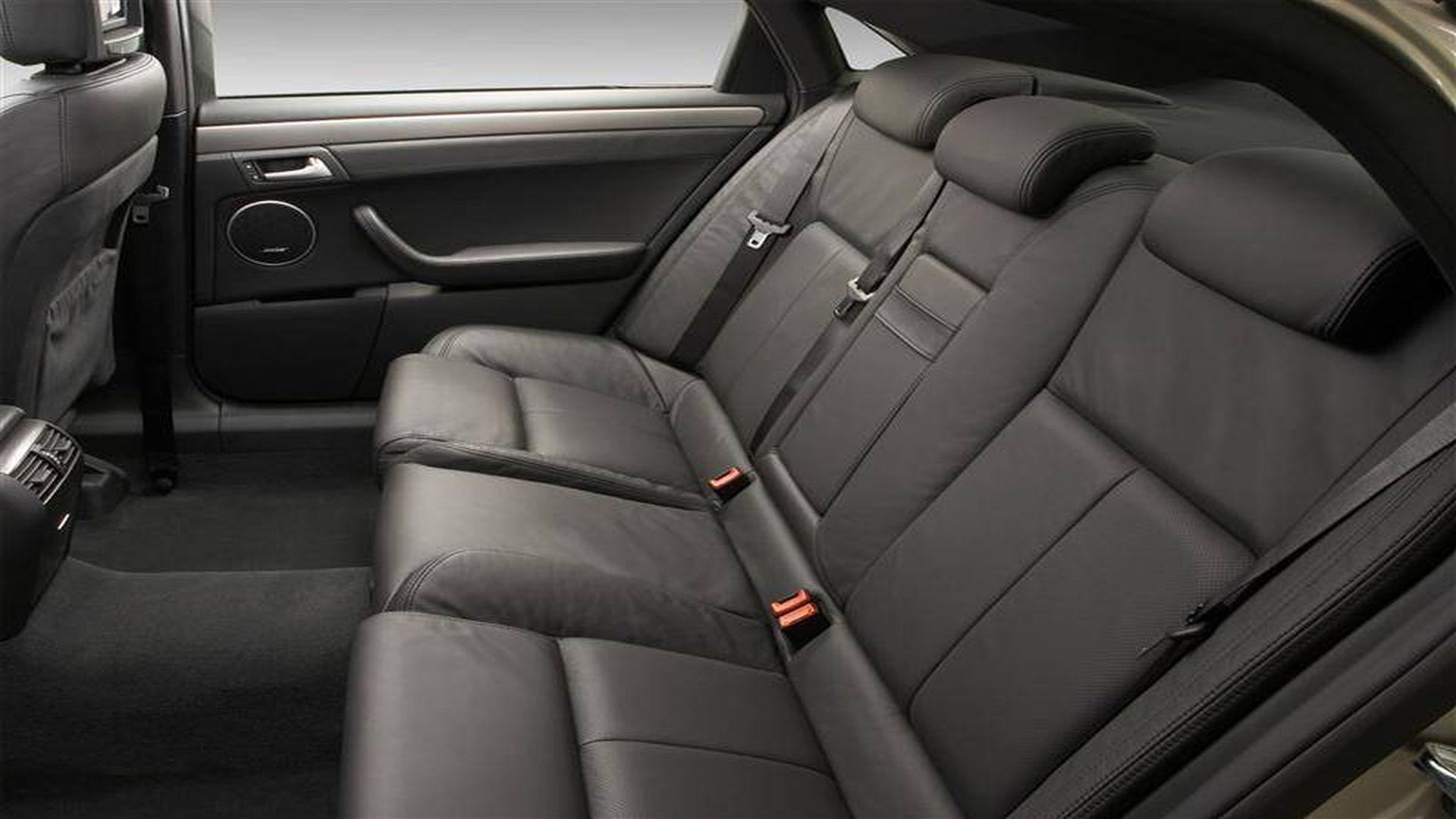 Holden Sedan Caprice Interior